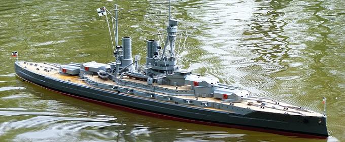 Großlinienschiff \'SMS Bayern\'